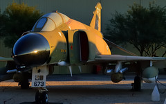 USAF McDonnell F-4C-22-MC Phantom II fighter-bomber 1964 - Tucson Arizona - Pima Air & Space Museum .. (edk7) Tags: d3200 edk7 2013 usa arizona tucson arizonaaerospacefoundation pimaairspacemuseum unitedstatesairforce usaf 640673 mcdonnellaircraftcorp f4c22mc phantomii cn898 1964 generalelectric j79ge17a fighterbomber coldwar aircraft aviation airplane jet military plane