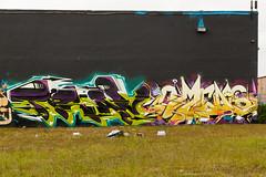 trav omens (ExcuseMySarcasm) Tags: streetart art graffiti florida miami unitedstatesofamerica artbasel wynwood guerrillaart excusemysarcasm