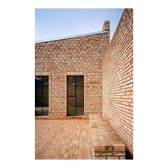 บ้านแบบนี้ สวยอีกแบบ #brick #brickwall #wall