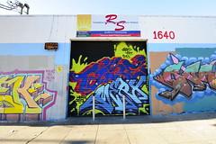 TASE, MERX (STILSAYN) Tags: california graffiti oakland bay east area tdk tase 2014 merx