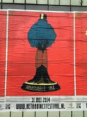 Het Kabinet Festival (Posters in Amsterdam by Jarr Geerligs) Tags: amsterdam poster design graphics stefan carteles plakate affiche jarr glerum geerligs wwwpostersinamsterdamcom postersinamsterdam postersinams uploaded:by=flickrmobile flickriosapp:filter=nofilter takenin2014