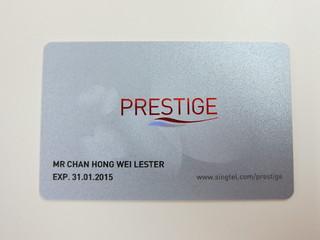 SingTel Prestige