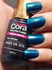 Radius - Cora (Natalia Breda) Tags: verde cora desafio esmaltenacional