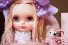 Mabelle: my new pink girl ♥