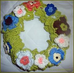 DSC05908 (Artesanato com amor by Lu Guimaraes) Tags: artesanato fuxico trico crochê {vision}:{outdoor}=0664 byluguimarães