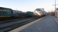 2014-012852 Santa Fe (bubbahop) Tags: newmexico santafe film train movie video rail amtrak trainstation depot runner 2014 amtraktrip