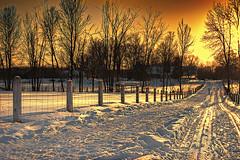 Way of hope (mircea2309) Tags: winter sunset canada montreal hiver couchédusoleil greatphotographers supershot capsaintjacques mygearandme mygearandmepremium mygearandmebronze mygearandmesilver mygearandmegold outstandingromanianphotographers mygearandmeplatinum mygearandmediamond blinkagain greaterphotographers blinkwin20144