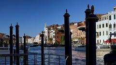 Venice Morning (lsalcedo) Tags: venice rialtobridge venezia grandcanal touristspot morningwalk
