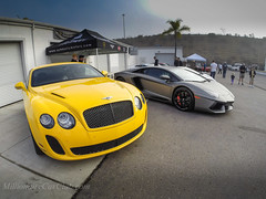 Yellow Bentley Continental GT and Lamborghini Aventador (Winning Agent) Tags: auto california sexy car canon automobile european exterior euro wide fast automotive super exotic socal southerncalifornia expensive lamborghini exclusive supercar bentley carshow symbolic sportscar millionaire lambo exoticcar continentalgt gopro worldcars carsandcoffee wideangle lamborghiniaventador