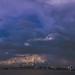 Gewitter über Bremen