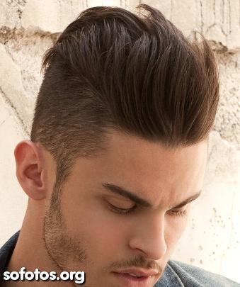 corte de cabelo undercut para homens