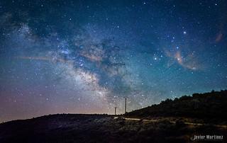 La luz de las estrellas