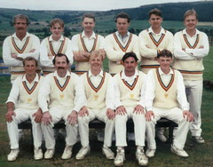 "Steeton 1st XI 1993 • <a style=""font-size:0.8em;"" href=""http://www.flickr.com/photos/47246869@N03/19596051158/"" target=""_blank"">View on Flickr</a>"