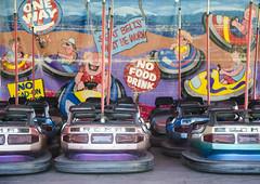 Head On (CassDray) Tags: show carnival car crash fair bumper fete dodge ems