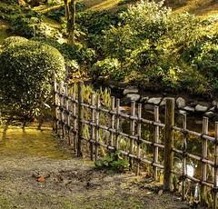 ..the art of bamboo.. (dawn.tranter) Tags: japan garden versatile bamboo fences fencefriday dawntranter