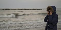 #3 Anche se percorri la terra tutta intera, non imparerai mai tante cose quante ne imparerai dal mare. (Agathé (Sonia)) Tags: mare maredinverno sea winter wintersea onde waves scogli cliff friends annilucephotography nikon nikond3100 nikkorlens 50mm 50mm18g 50mm18
