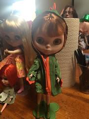 Blythe Valentine/St. Patrick's day meet up (TuSabesBlythe) Tags: kozy conrad doll blythe bl takara