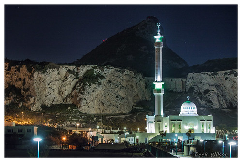 Mosque by Night