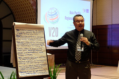 Day 3-Vulnerable countries from Asia-Pacific  meet to invest on climate action