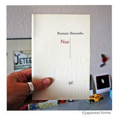 nao : romain slocombe (new series n°35) (japanese forms) Tags: ©japaneseforms2017 日本 日本フォーム 日本語 boek bokeh book buch crimefiction erotic erotism fiction graphicdesign japan japanese livre nao noir photography polar puf romainslocombe
