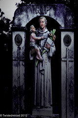 Nice Father (Twistedreload) Tags: cemeteries art cemetery victorian angels