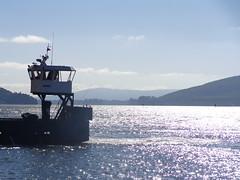 Corral, Valdivia 2013 (GabyGabita) Tags: chile viaje barco sur vacaciones corral valdivia transbordador