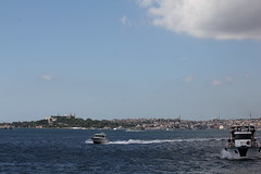 See you later... (anja63) Tags: turkey istanbul bosphorus turchia bosforo