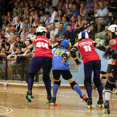 """Stockholm BSTRDs vs. Dock City Rollers-20 • <a style=""""font-size:0.8em;"""" href=""""http://www.flickr.com/photos/60822537@N07/8995163807/"""" target=""""_blank"""">View on Flickr</a>"""