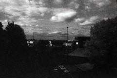 Little London (Saturated Imagery) Tags: urban blackandwhite film 35mm ir iso400 leeds infrared kodakhie littlelondon prakticatl5b