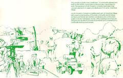 GV Brochure Page 1 and 2 (JSF0864) Tags: artwork housing 1978 brochure development marlton evesham greentreevillage