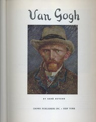 My books: Van Gogh by Rene Huyghe (ali eminov) Tags: books artists vangogh painters authors mybooks booktitles renehuyghe