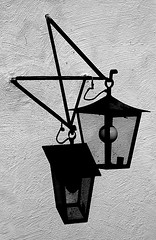 (Px4u by Team Cu29) Tags: light shadow wall lampe licht wand lantern laterne