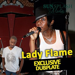 "Listen to a new Lady Flame Dubplate (click here) http://snd.sc/13QmNQu  #reggae #lyrics #ilovesunsplash • <a style=""font-size:0.8em;"" href=""http://www.flickr.com/photos/92212223@N07/9077532488/"" target=""_blank"">View on Flickr</a>"