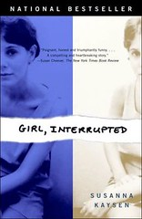 GIRL INTERRUPTED by Susanna Kaysen (JuneNY) Tags: reading books mybooks