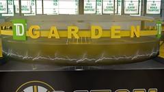 TD Garden Jumbotron