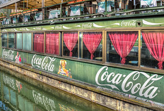 Old style (Lorenzoclick) Tags: italy milan colors restaurant boat 5d cocacola hdr canon5dmarkiii canonef2470mmf28iilusm