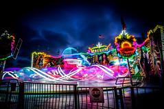 San Diego County Fair 2013 - Night (NEBPhotographySD) Tags: california carnival lightpainting fun sandiego fair nightlife sandiegocountyfair