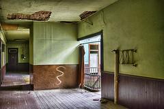 Squiggle (Kansas Poetry (Patrick)) Tags: kansas windsorhotel gardencitykansas patrickemerson patrickandnancysnuggle