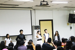 Psych Me UP!: Psych Department Orientation (UPPsychSoc) Tags: up university philippines diliman society organization psychology psychsoc