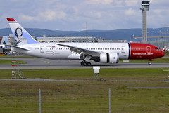 Norwegian EI-LNA, OSL ENGM Gardermoen (Inger Bjørndal Foss) Tags: norway airplane norwegian osl gardermoen eilna