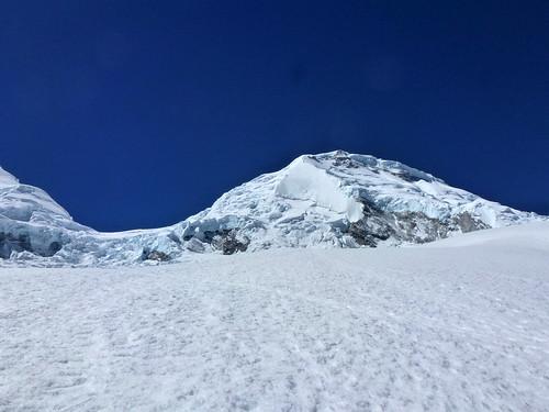 la Garganta y el Huascarán Sur