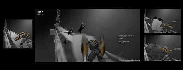 超級精彩的【鋼鐵人3】美術概念設定圖!