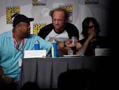 Comic-Con 2010 (scbaker) Tags: scott lawrence san sandiego mark christopher diego vik chuck comiccon 2010 sahay krinsky scottkrinsky markchristopherlawrence viksahay comiccon2010