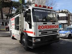 EXPLOSIÓN ROSARIO (Upper Uhs) Tags: truck fiat 9 firetruck disaster rosario fireengine fires bomberos firefighters iveco bombers camión desastre bombeiros carcarañá explosión eurocargo autobomba bomberosvoluntarios ivecoeurocargo fiativeco