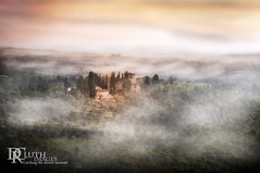 Antella (Dennis Cluth) Tags: italy mist art fog tuscany