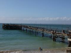 Totland Bay Pier (darren martin) Tags: abandoned pier seaside isleofwight totlandbay