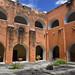 Chiostro interno del  Convento de San Antonio Padua