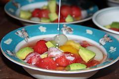 Fruit soup (Diastu SB) Tags: fruit soup desert vegetarian fruitsoup esbuah