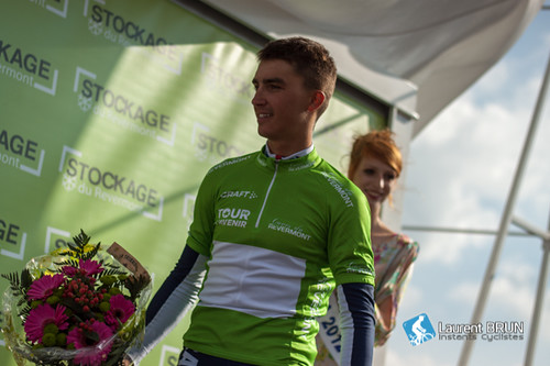 Julian Alaphilippe vainqueur du classement par points du Tour de l'Avenir 2013