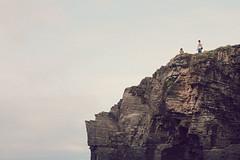 No limits.Together.No limits. (jartana) Tags: beach playa cliffs galicia ascatedrais acantilados